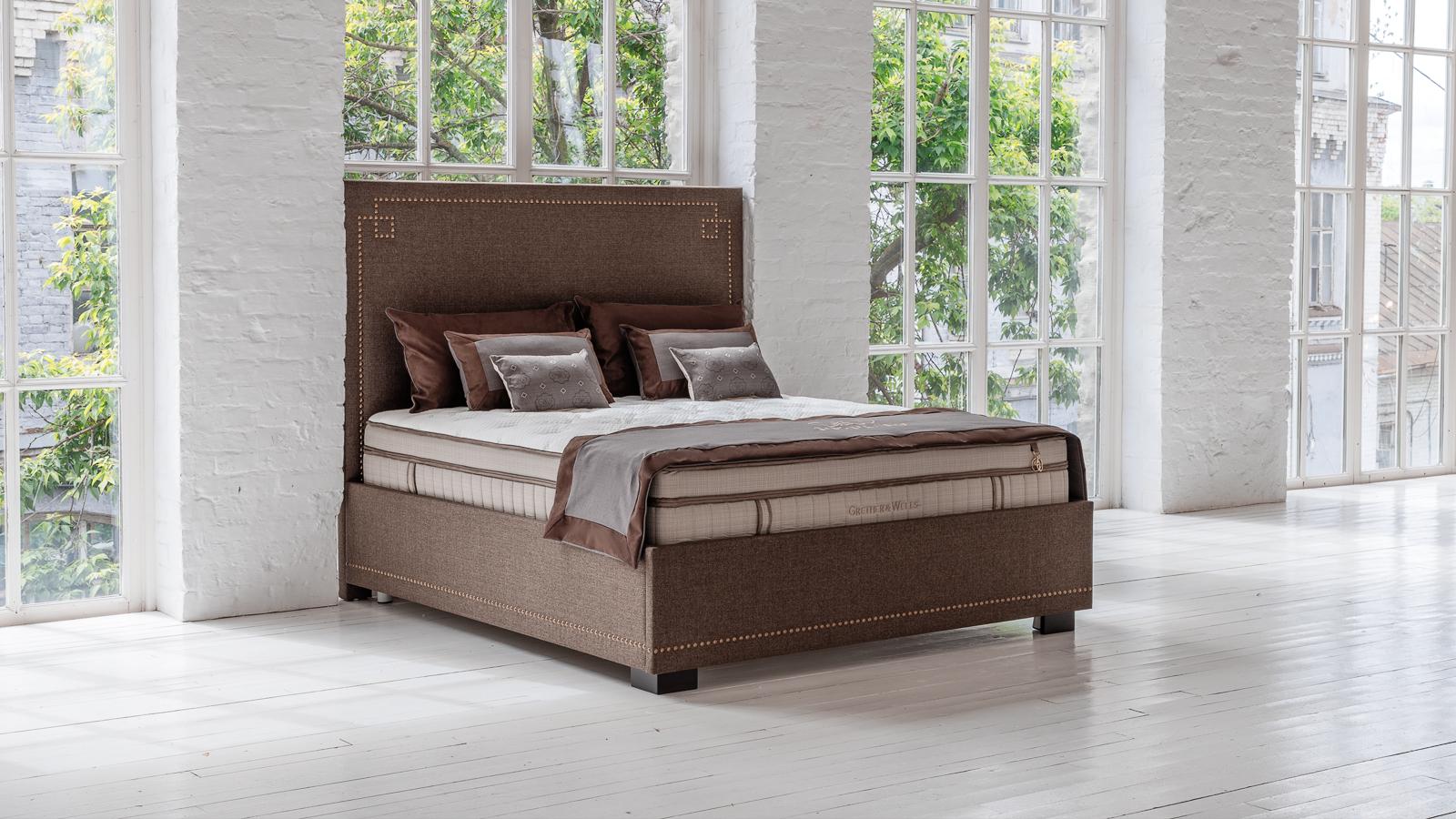 Фото - Кровать с подъемным механизмом Askona Victor кровать с подъемным механизмом askona milana