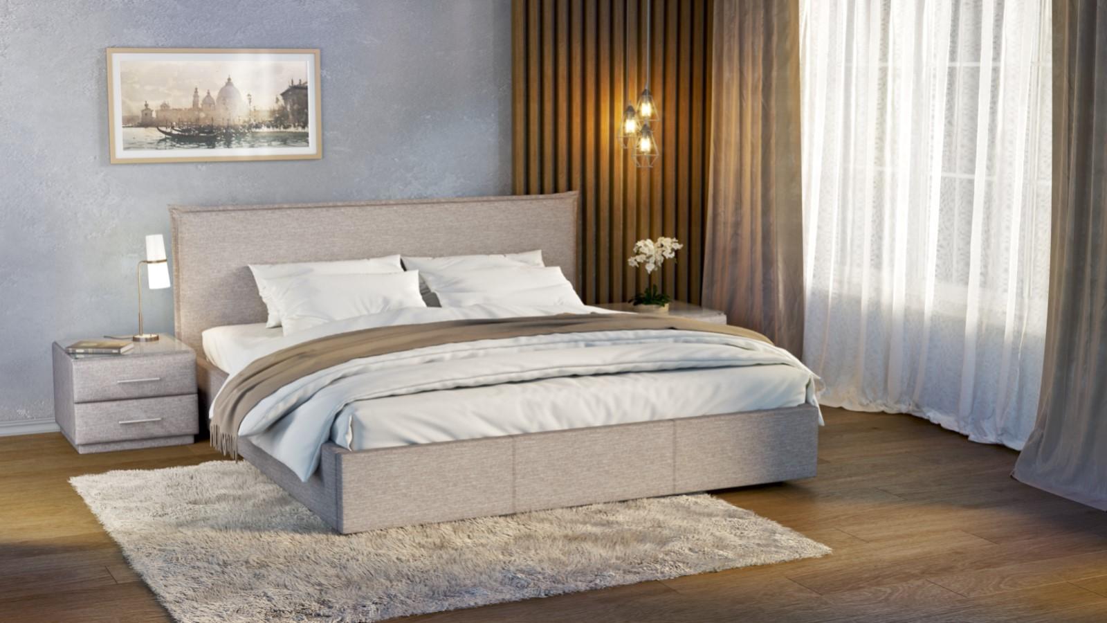 Фото - Кровать с подъемным механизмом Askona Amely кровать с подъемным механизмом askona milana