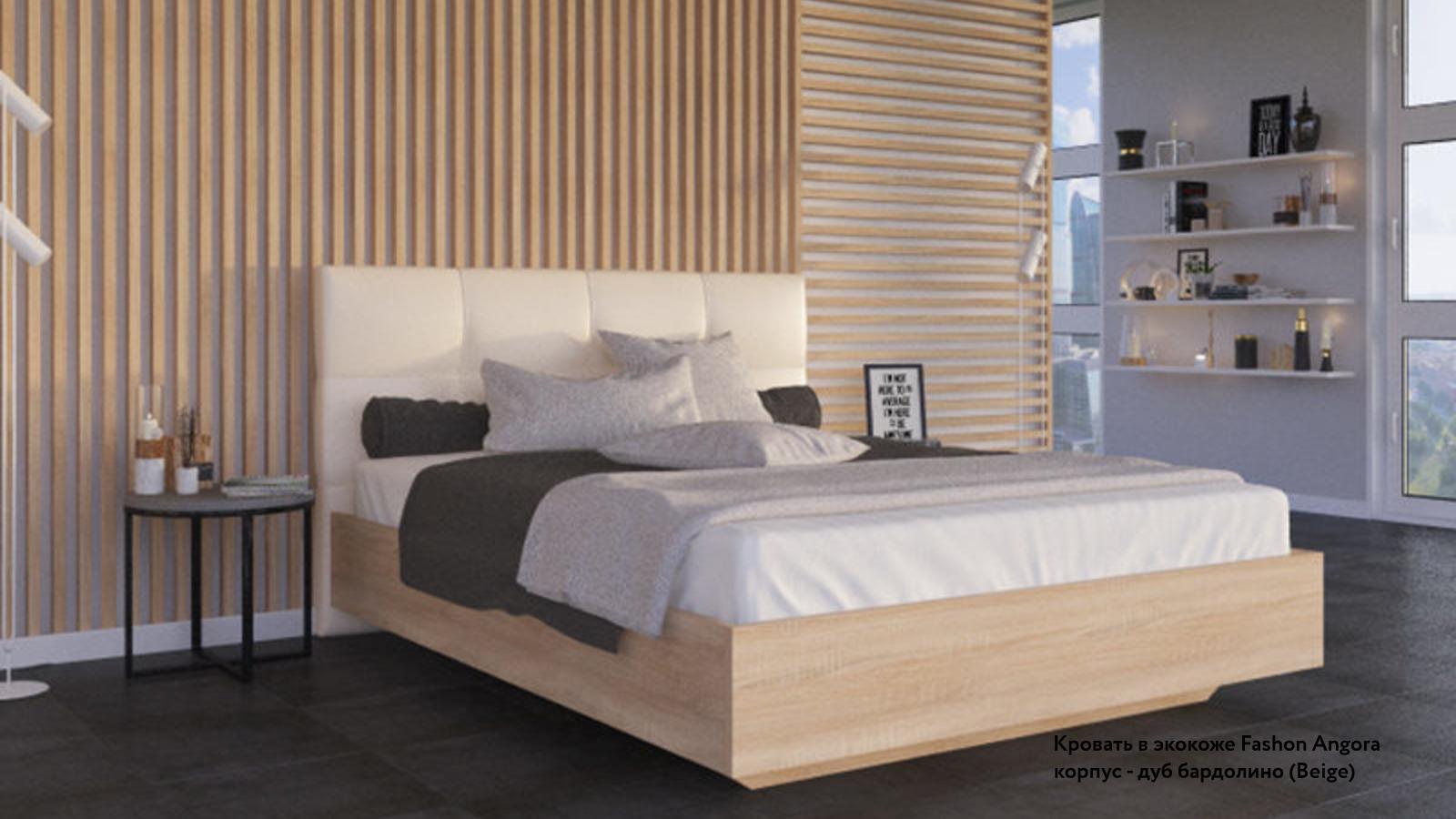 Фото - Кровать с подъемным механизмом Askona CRISTY Beige кровать с подъемным механизмом askona milana