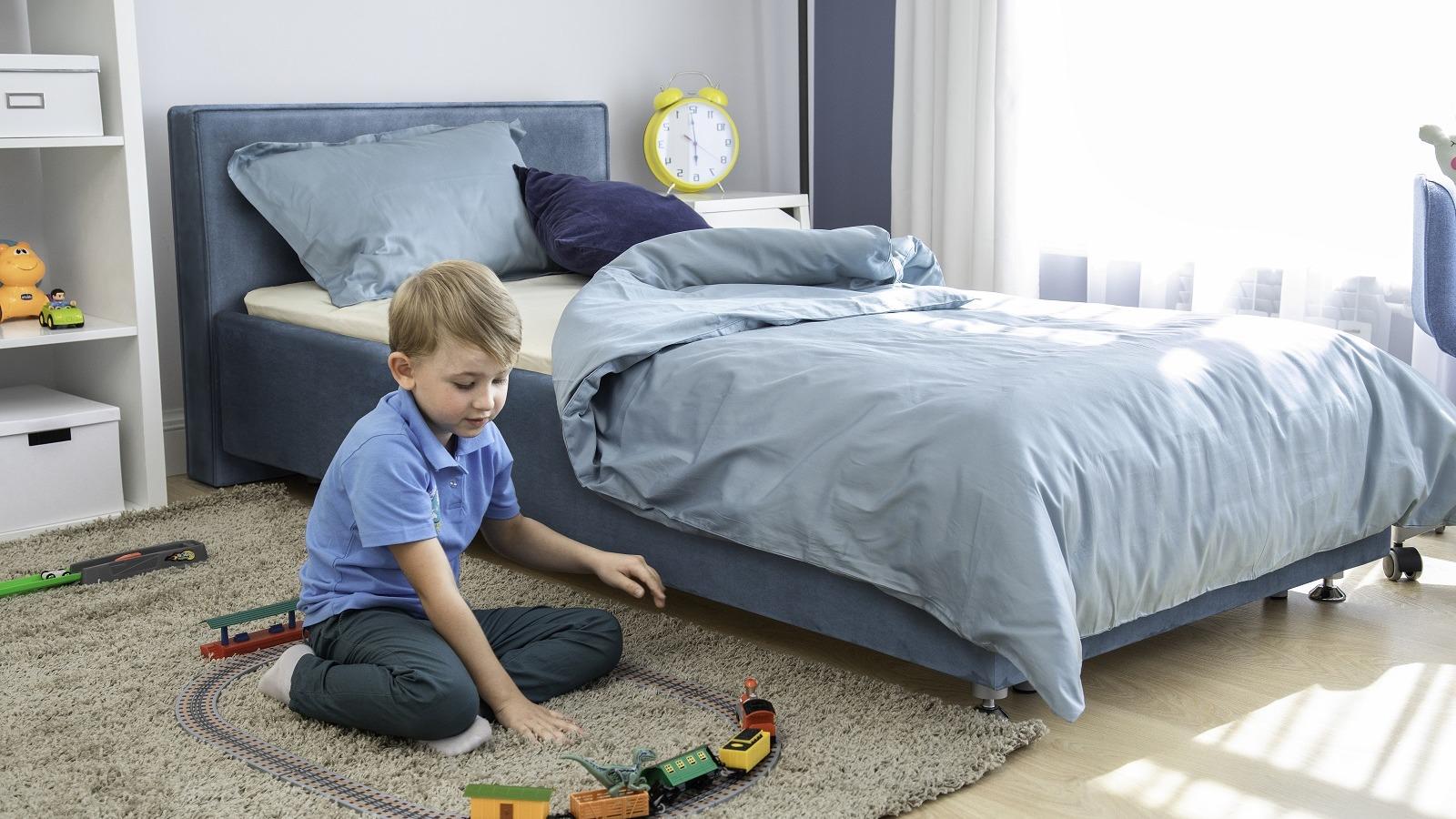 Фото - Кровать с подъемным механизмом Askona Luiza кровать с подъемным механизмом askona milana