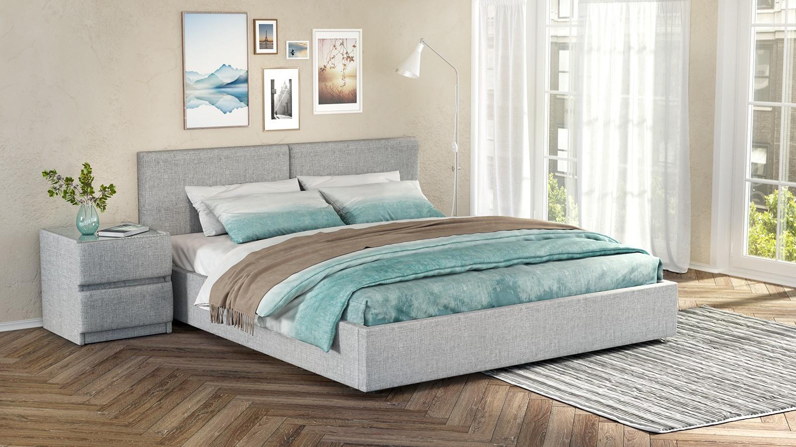 Фото - Кровать с подъемным механизмом Askona Lara кровать с подъемным механизмом askona milana