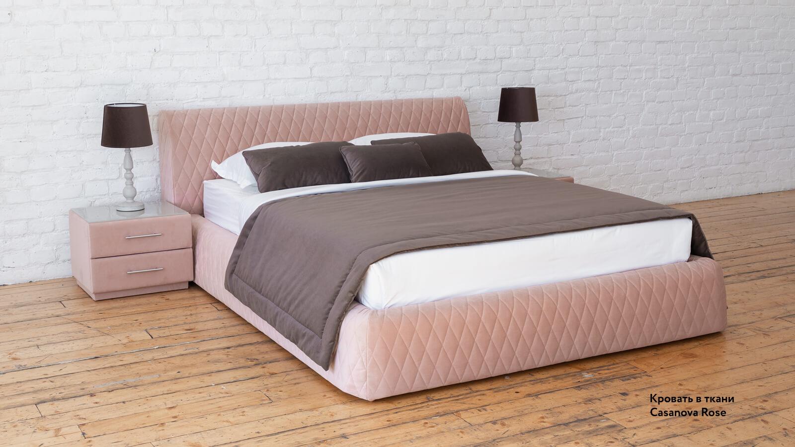 Фото - Кровать c подъемным механизмом Askona Naomi кровать с подъемным механизмом askona milana