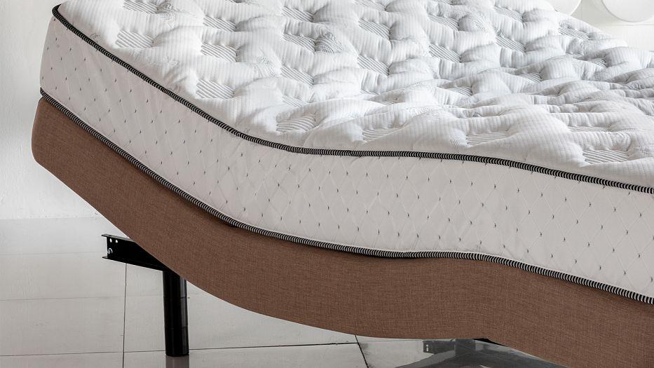 ортопедическая кровать с массажером